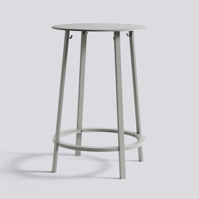 Revolver Table - Grey