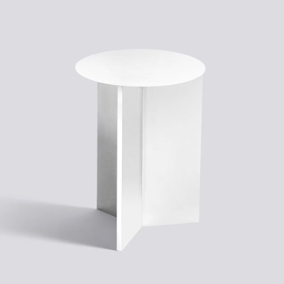 Slit Table - High - Black/White/Yellow