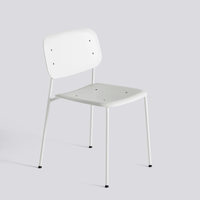 Soft Edge Chair P10 - Coloured Base (More Colours Available)