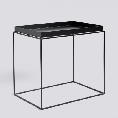 Tray Table - 40x60 - Black (Fast Track)