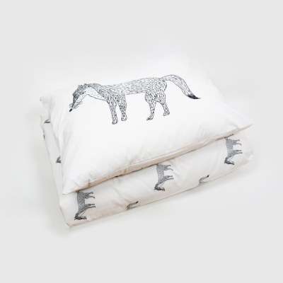 Fox Bedding Set