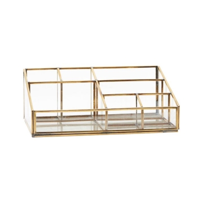 Storage Box - Brass