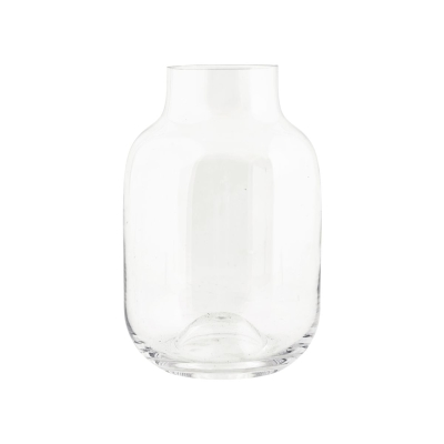 Glass Bell Vase - Medium