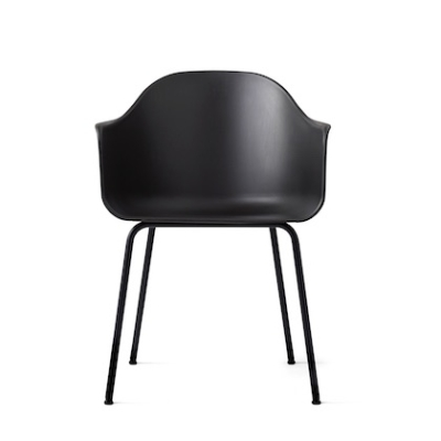 Harbour Chair - Black Steel Base