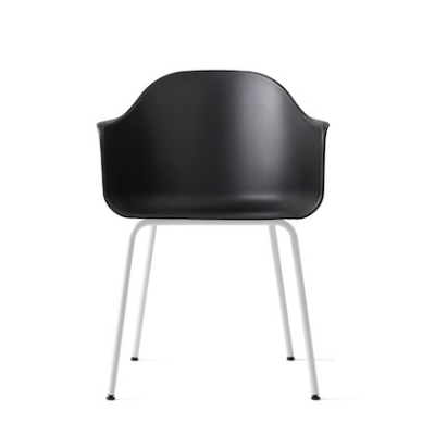 Harbour Chair - Light Grey Steel Base (More Colours Available)