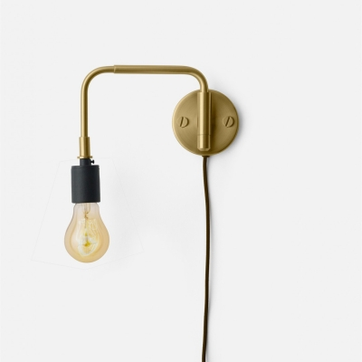 Staple Lamp Tribeca - Brass