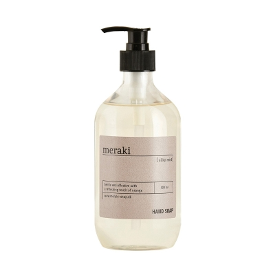 Hand Soap 500 ml - Silky Mist