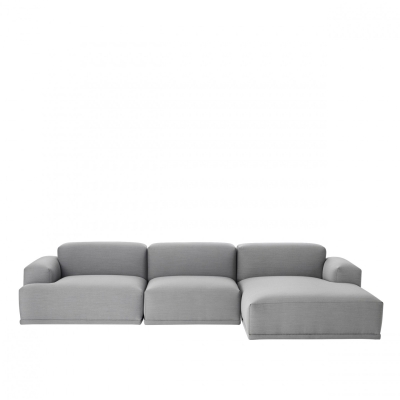 Connect Sofa Lounge - Steelcut Trio 133 (More Colours Available)