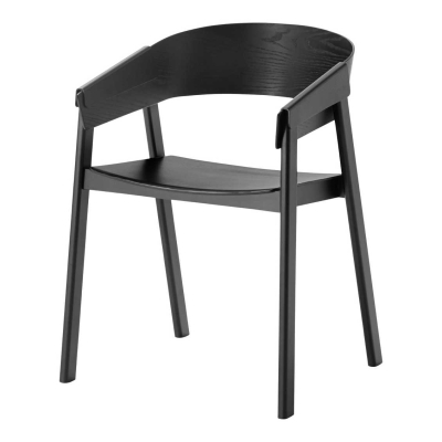 Cover Chair - Wood Seat