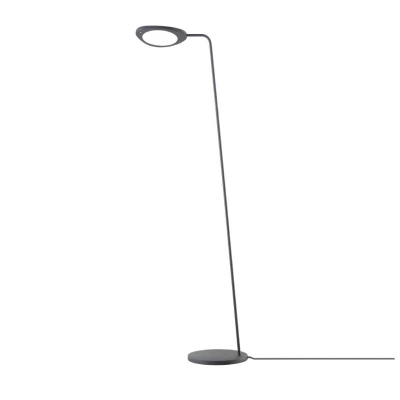 Leaf Floor Lamp - Black/White/Grey