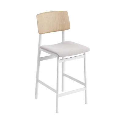 Loft Bar Stool Upholstery - H65 (More Colours Available)
