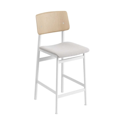 Loft Bar Stool Upholstery - H75 (More Colours Available)