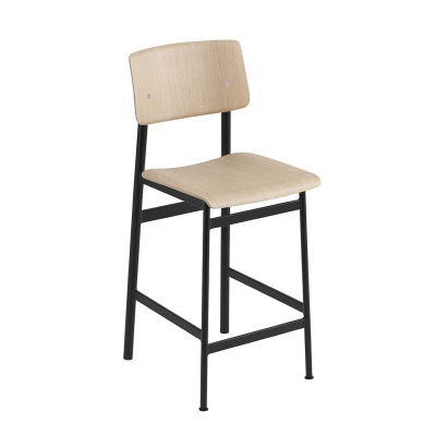Loft Bar Stool - H65 (More Colours Available)