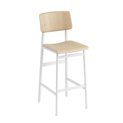 Loft Bar Stool - H75 (More Colours Available)