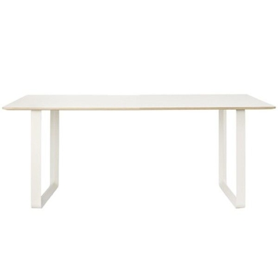70/70 Table - 170cmx85cm - Black/White/Grey