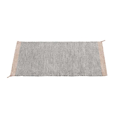 PLY Rug - Small - Black&White/OffWhite/DarkGrey/Rose/Yellow