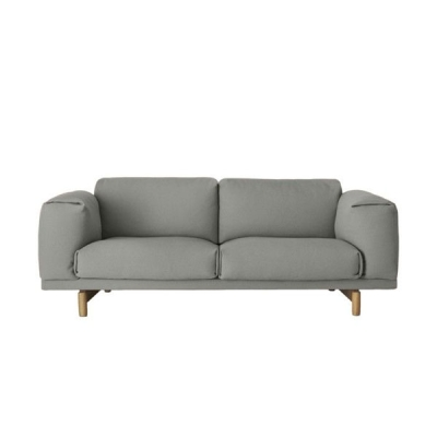 Rest Sofa 2-Seater - Hallingdal 123