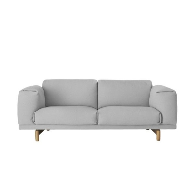 Rest Sofa 2-Seater - Vancouver 14 (More Colours Available)