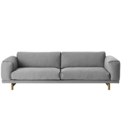 Rest Sofa 3-Seater - Steelcut Trio 133 (More Colours Available)