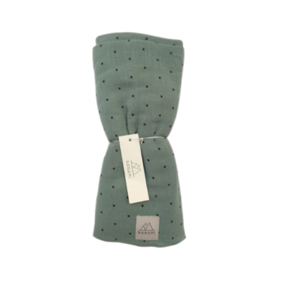 Swaddle - Mint Dot
