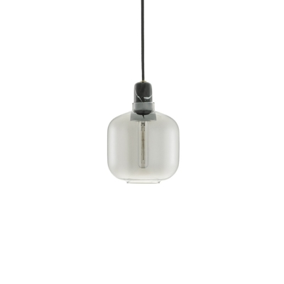 Amp Lamp - Smoke/Black - Small