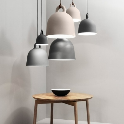 Bell Lamp - White - Extra Small