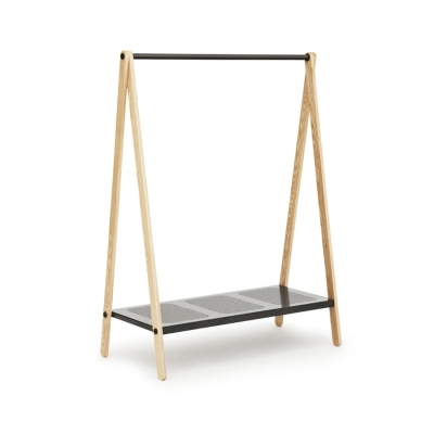 Toj Clothes Rack - Large - Grey