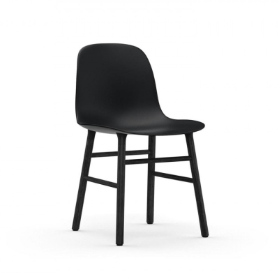 Form Chair - Black Base