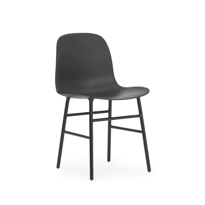Form Chair - Steel Base