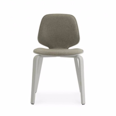 My Chair - Front Upholstery - Light Grey/Main Line Flax
