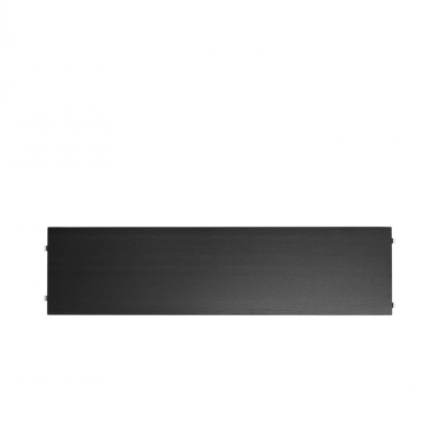 Shelves (set of 3) - 58cm x 20cm - Black Stained Ash