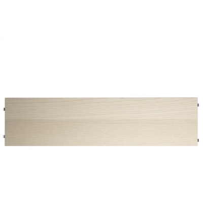 Shelves (set of 3) - 78cm x 20cm - Ash