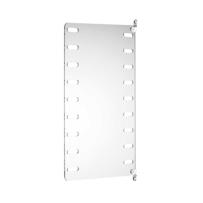 Side Panel Wall - 50cm x 30cm - Perspex