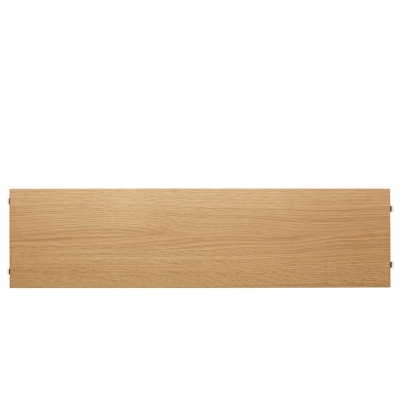 Shelves (set of 3) - 78cm x 20cm - Oak