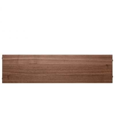 Shelves (set of 3) - 78cm x 20cm - Walnut