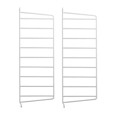 Side Panel Wall (set of 2) - 50cm x 20cm - White
