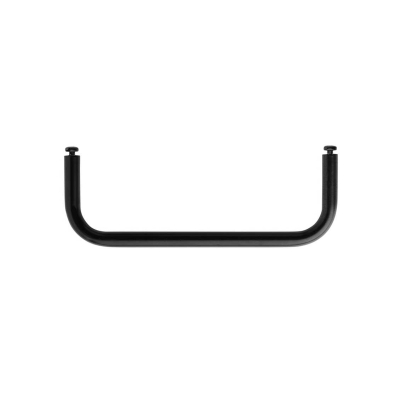 Rod for Metal Shelves 30cm - Black/White/Grey