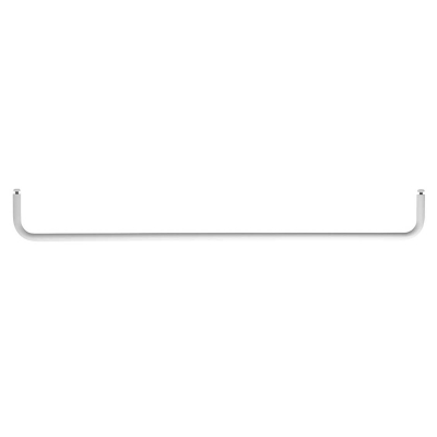 Rod for Metal Shelves 78cm - Black/White/Grey