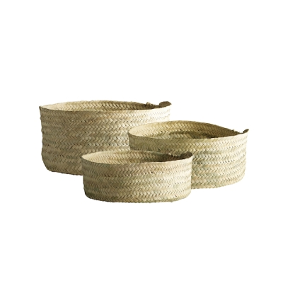 Soft Fruit Baskets (set of 3)
