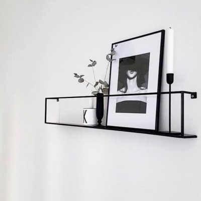 Meert Wall Shelf - Black - 100cm