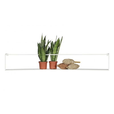 Meert Wall Shelf - White - 100cm