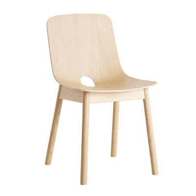 Mono Dining Chair - Nature or Black