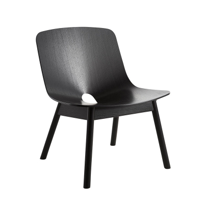 Mono Lounge Chair - Nature or Black