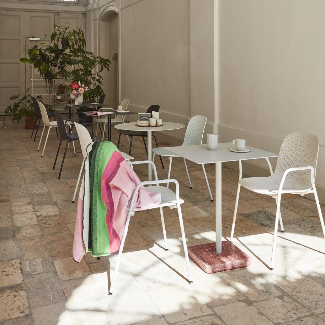 hay 13eighty armchair nude stoel the shop online. Black Bedroom Furniture Sets. Home Design Ideas