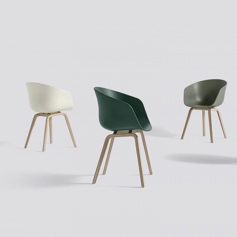 chair aac22 oak verzenden chair aac 22 hay