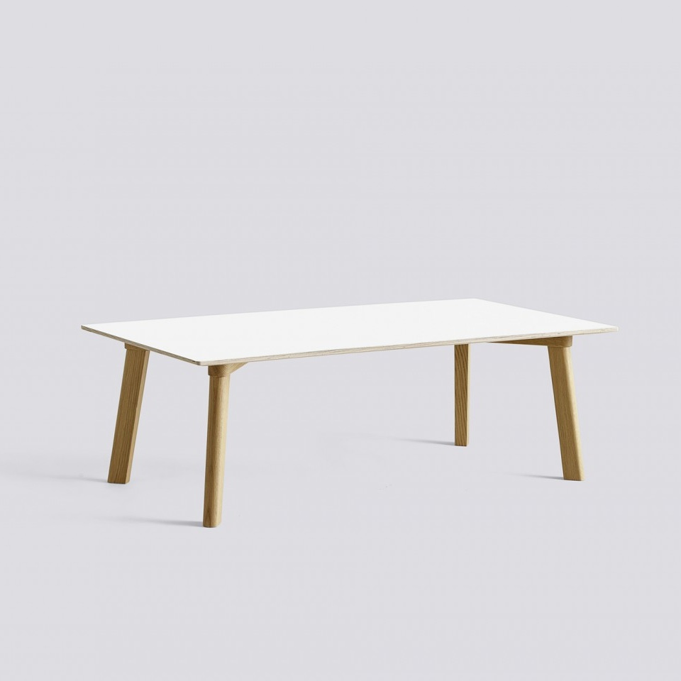 Hay Copenhague Deux 250 Table 120x60 Oak Matt Lacquered