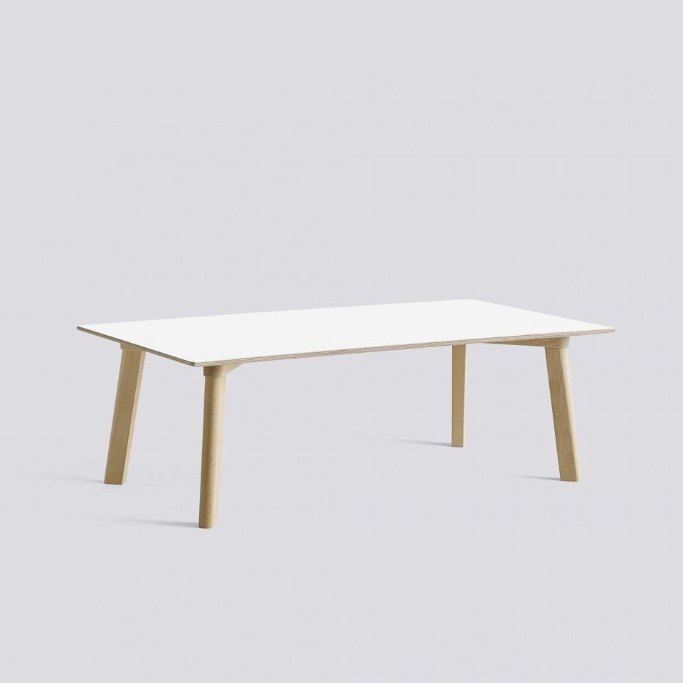 hay copenhague deux 250 table 120x60 beech salontafel. Black Bedroom Furniture Sets. Home Design Ideas