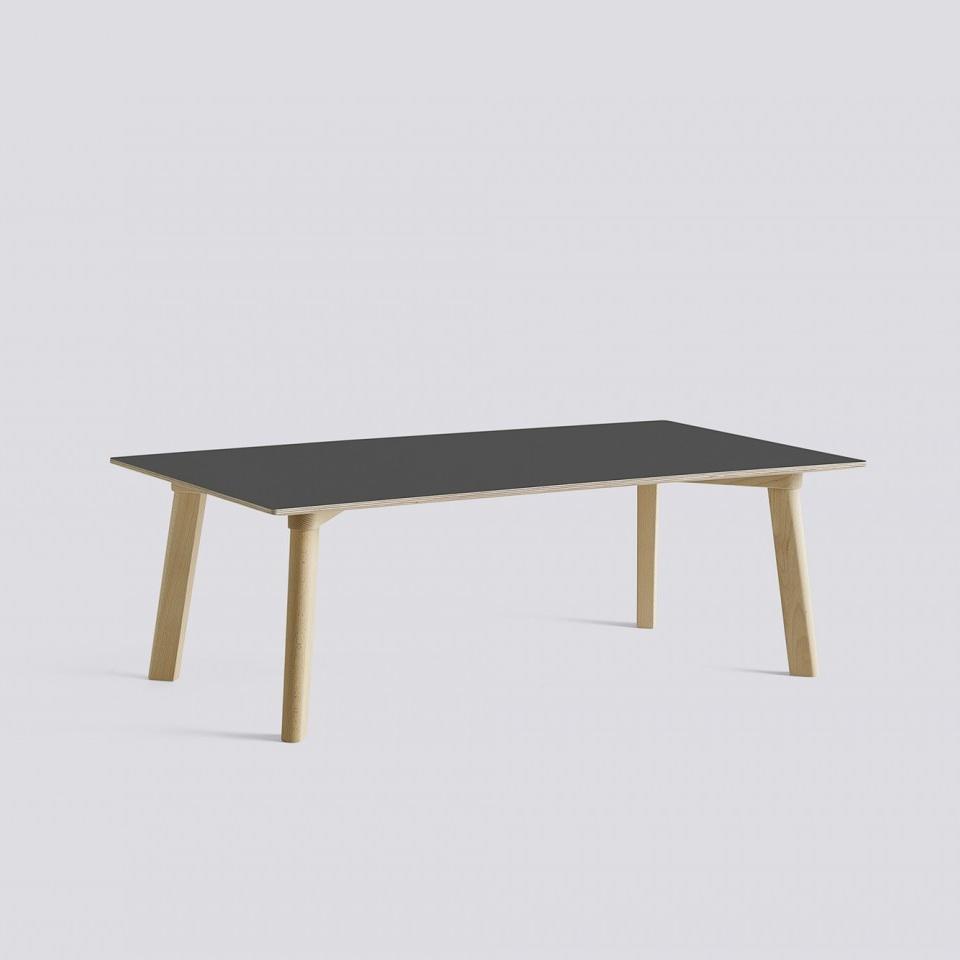 Hay Copenhague Deux 250 Table 120x60 Beech Salontafel