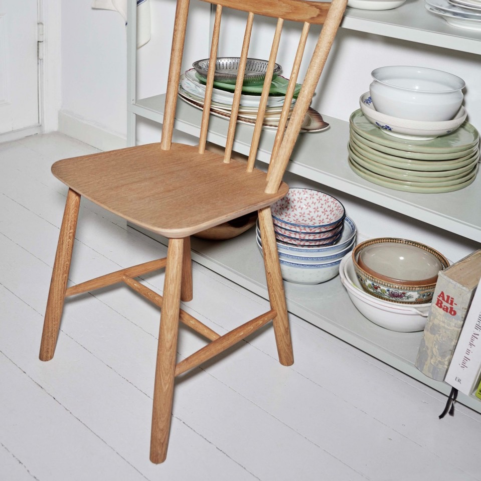 Hay j41 chair black white stoel the shop online for Hay about a stool replica