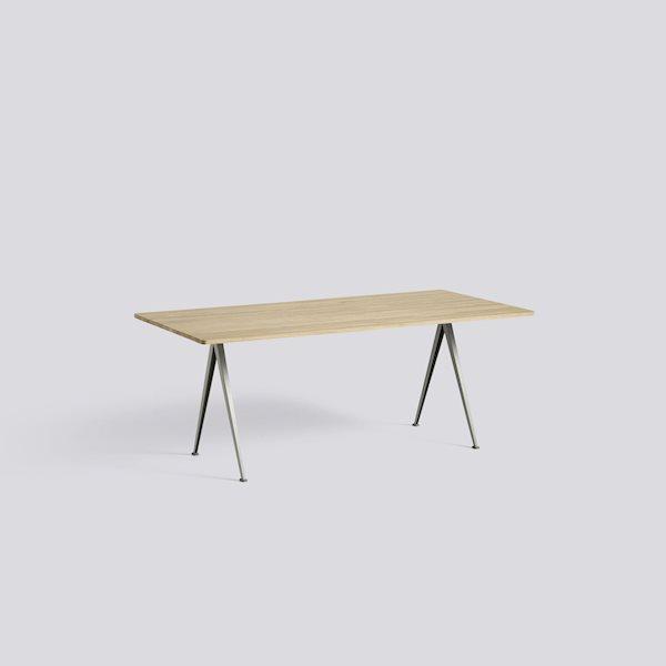 hay pyramid table 02 190x85 tafel the shop online. Black Bedroom Furniture Sets. Home Design Ideas